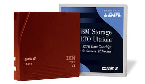 IBM - LTO Ultrium 8 x 1 - 12 TB - storage media