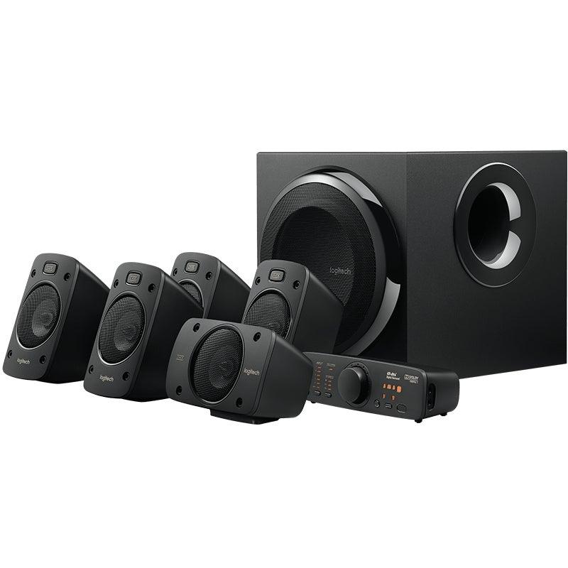 Logitech Z906 500 W Black 5.1 channels
