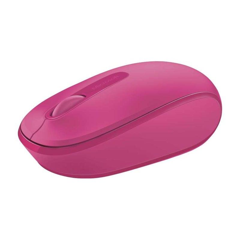 Microsoft 1850 mouse Ambidextrous RF Wireless Optical 1000 DPI