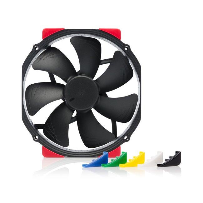 Noctua NF-A15 HS-PWM chromax.black.swap Computer case Fan