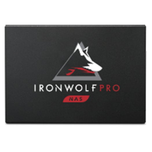 """Seagate IronWolf 125 Pro 2.5"""" 240 GB Serial ATA III 3D TLC"""
