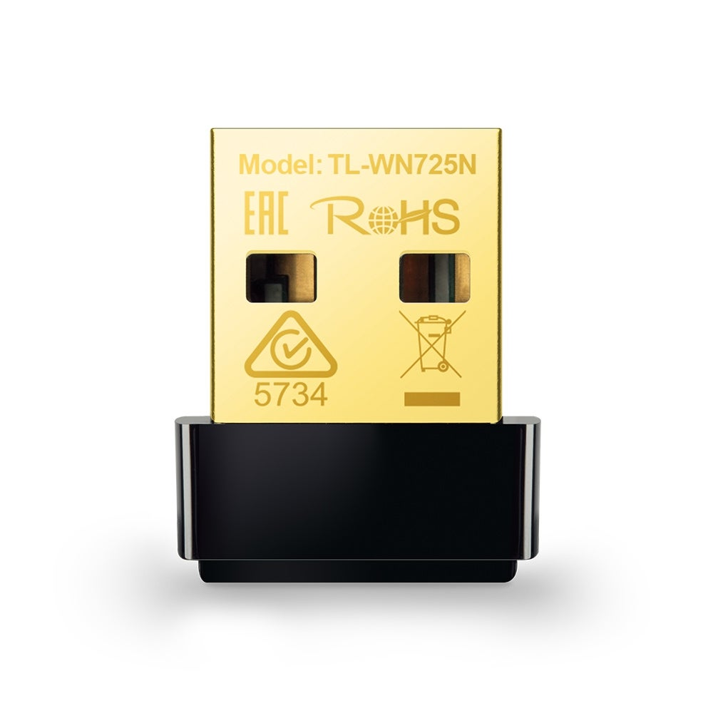 TP-LINK TL-WN725N network card WLAN 150 Mbit/s