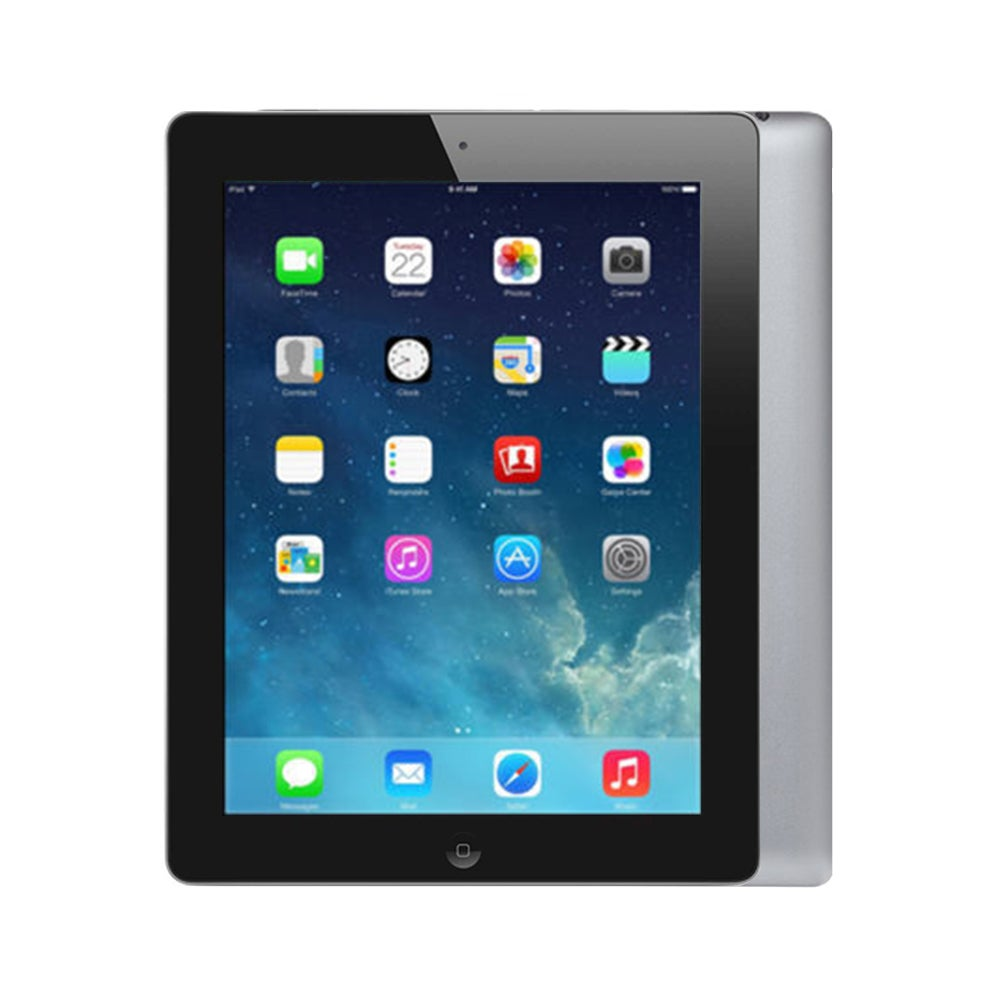 Apple iPad 4 Wi-Fi 16GB Black - Refurbished (Excellent)