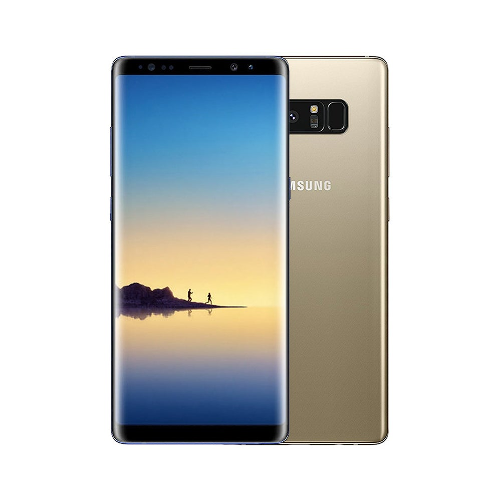 Samsung Galaxy Note 8 64GB Maple Gold - Refurbished (Excellent)