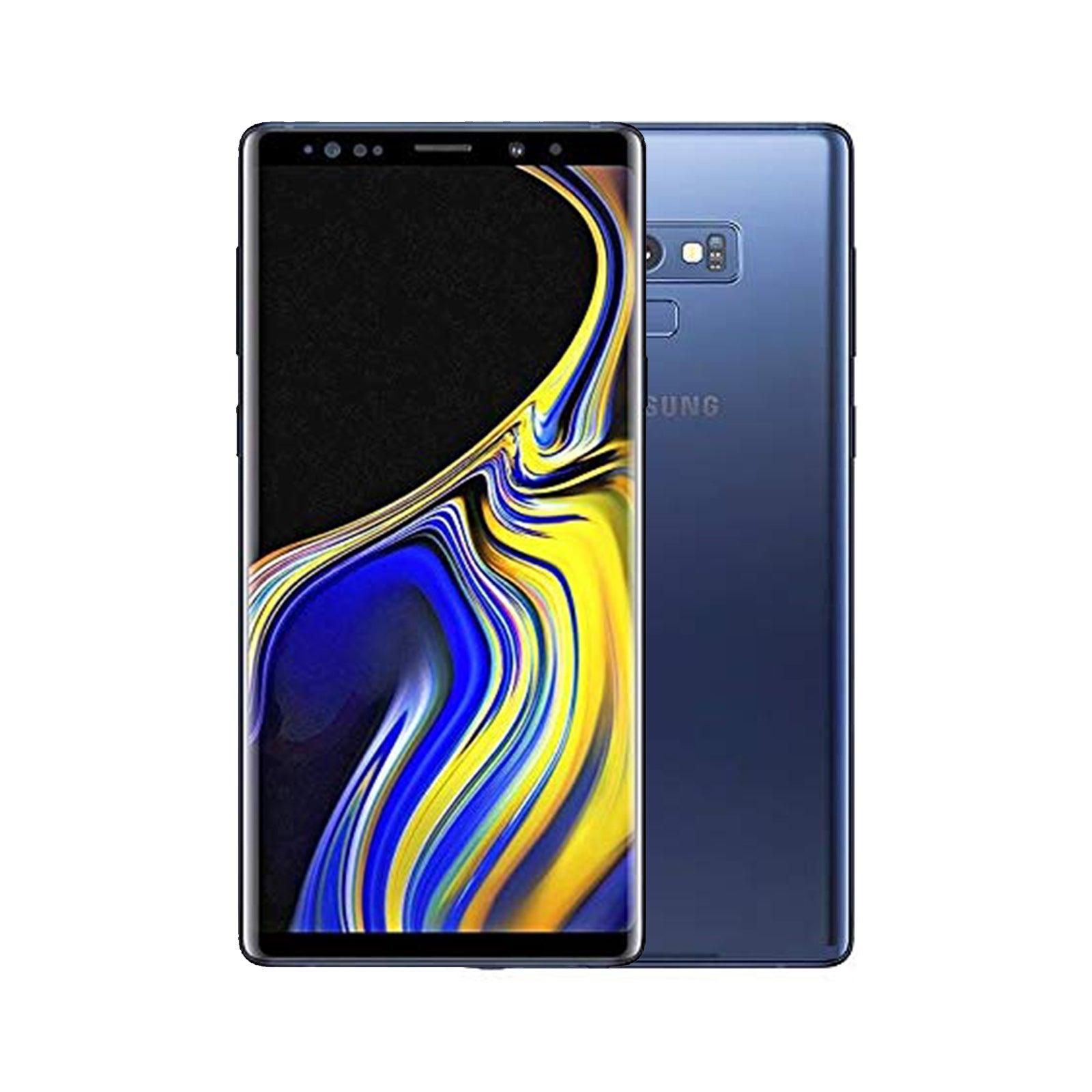 Samsung Galaxy Note 9 512GB Blue - Refurbished (Good)