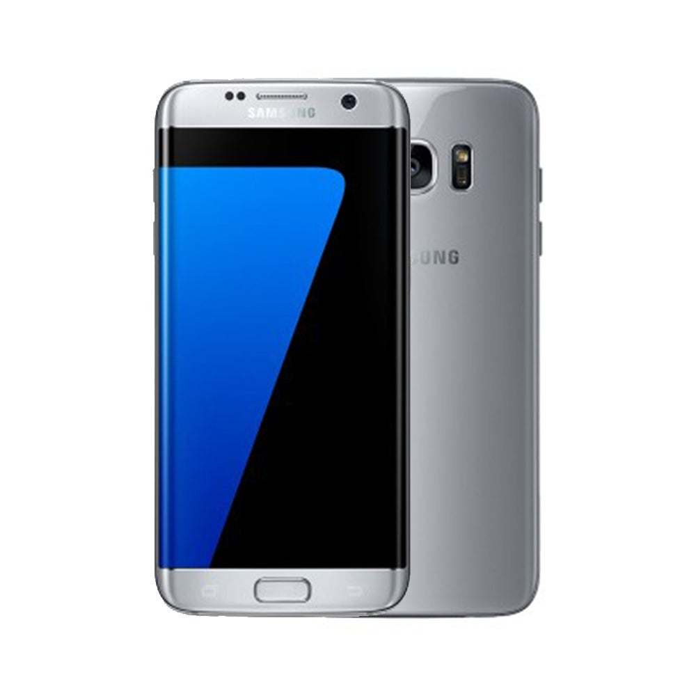 Samsung Galaxy S7 edge 32GB Silver - Refurbished (Very Good)