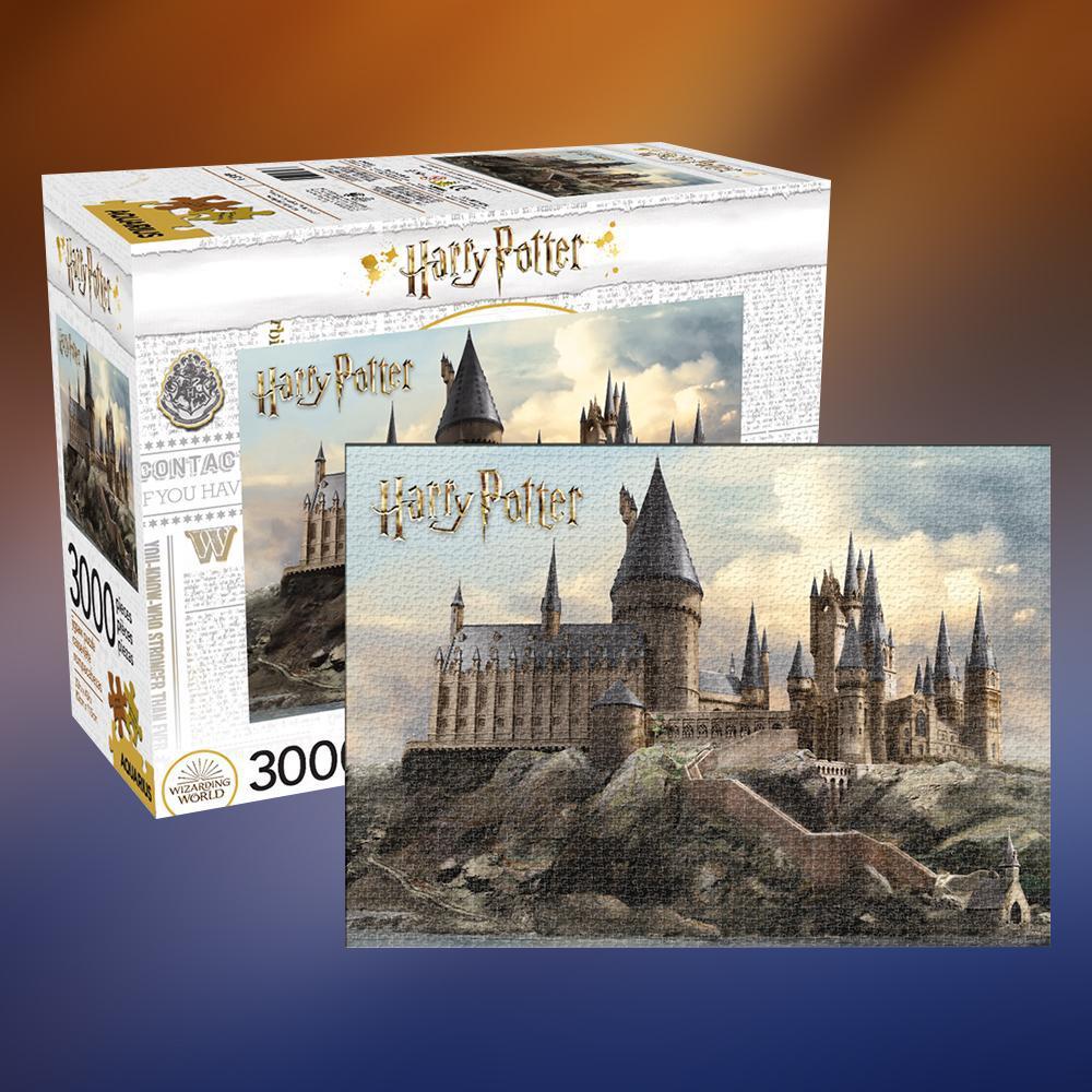 Harry Potter Hogwarts 3000 Piece Puzzle