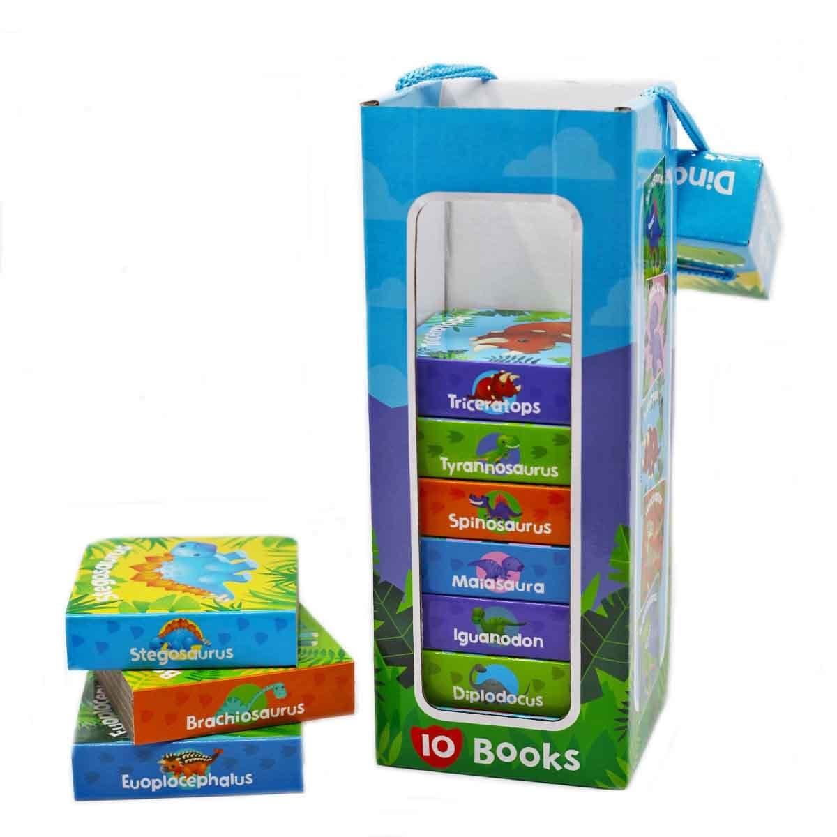 My Little Dinosaur Library
