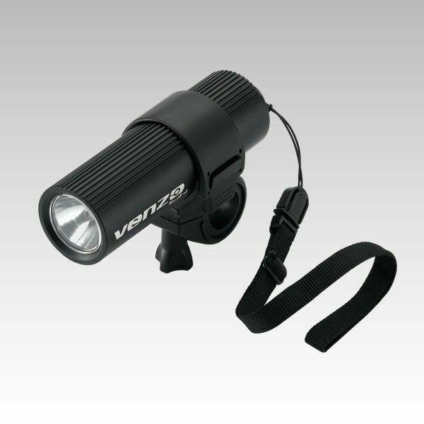 High Power 1W LED Bicycle Bike Front Handlebar Light