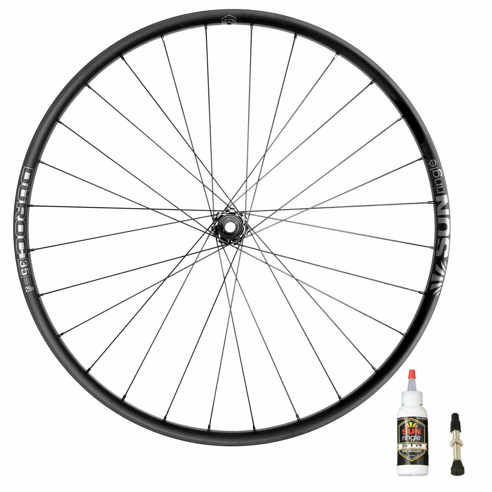"Sun Ringle Duroc 35 Expert Bike Bicycle Tubeless Ready Wheelset 27.5"""