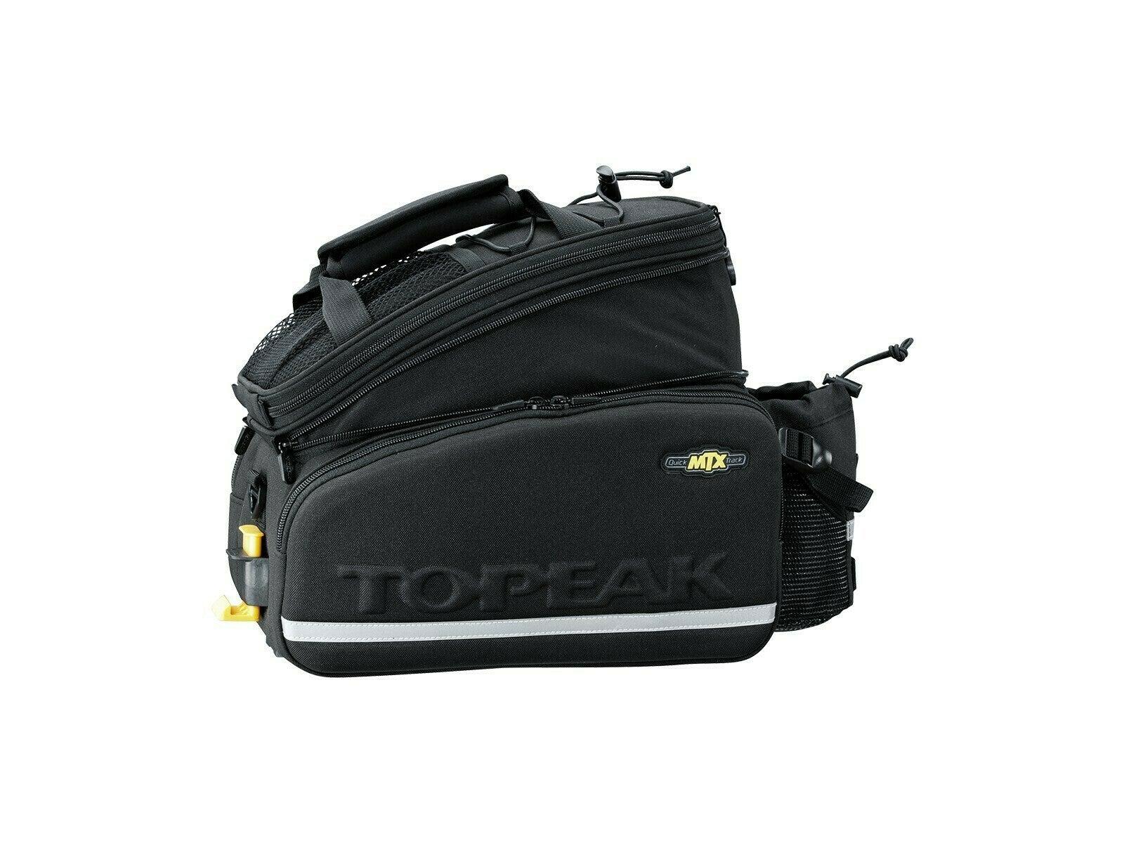 TOPEAK MTX TRUNK BAG DX W/BOTTLE HOLDER
