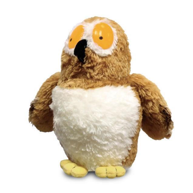 The Gruffalo Owl Plush
