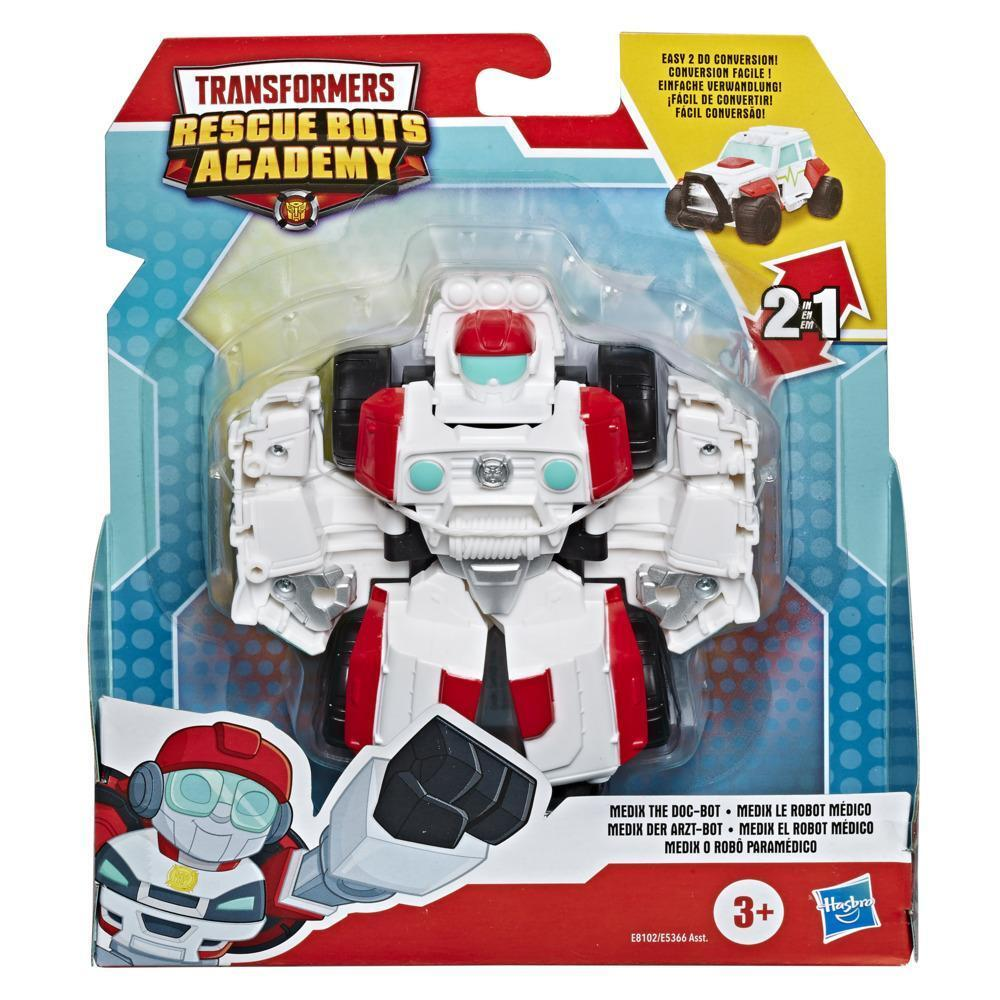 Transformers Rescue Bots Academy Medix The Doc Bot