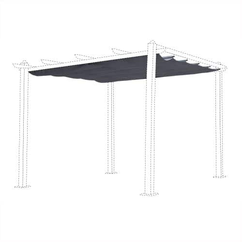 Roof Shade Fabric ONLY for CONDATE 3X3m Gazebo - Shade only