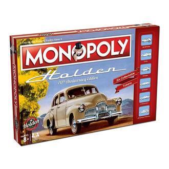 Monopoly - Holden Heritage