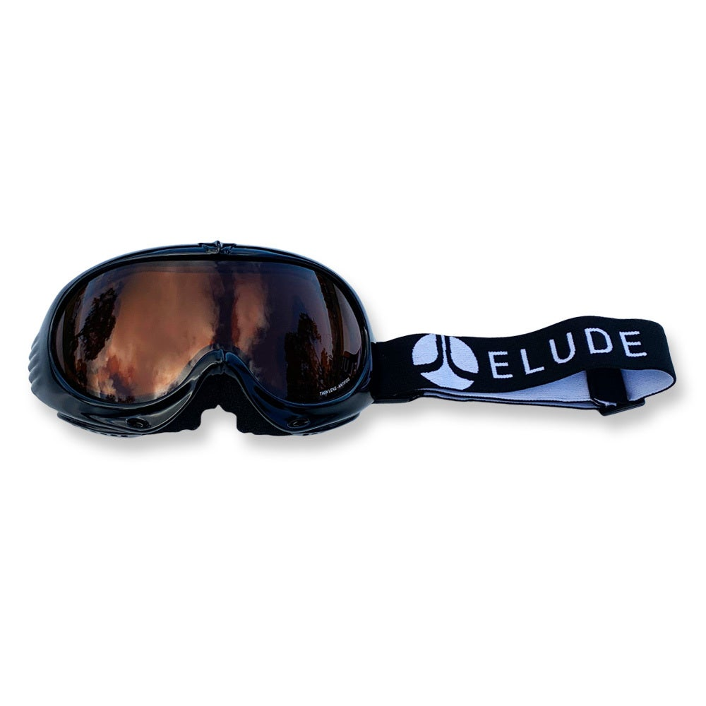Rojo K Boys Goggle - One Size - Black