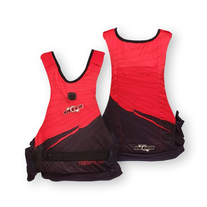 Ultra Life Jacket PFD – Personal Floating Device - Ocean Racer Red