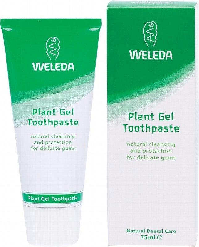 Weleda Toothpaste Plant Gel 75ml