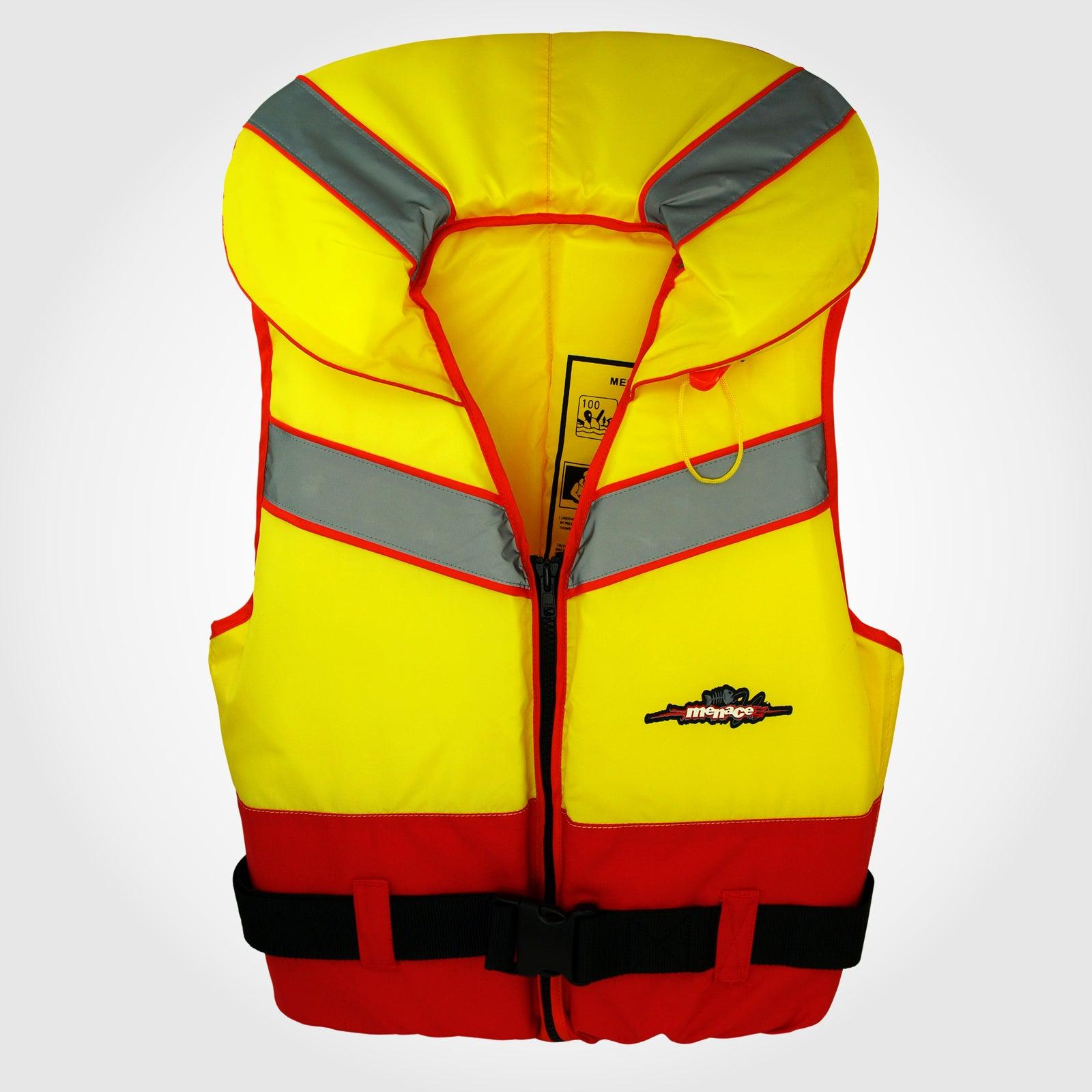 ADULT XXL Life Jacket - Foam Type 1 Lifejacket Vest PFD 2XL Level 100