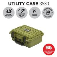 HD Series Utility Camera & Drone Hard Case 3530 - Olive Drab