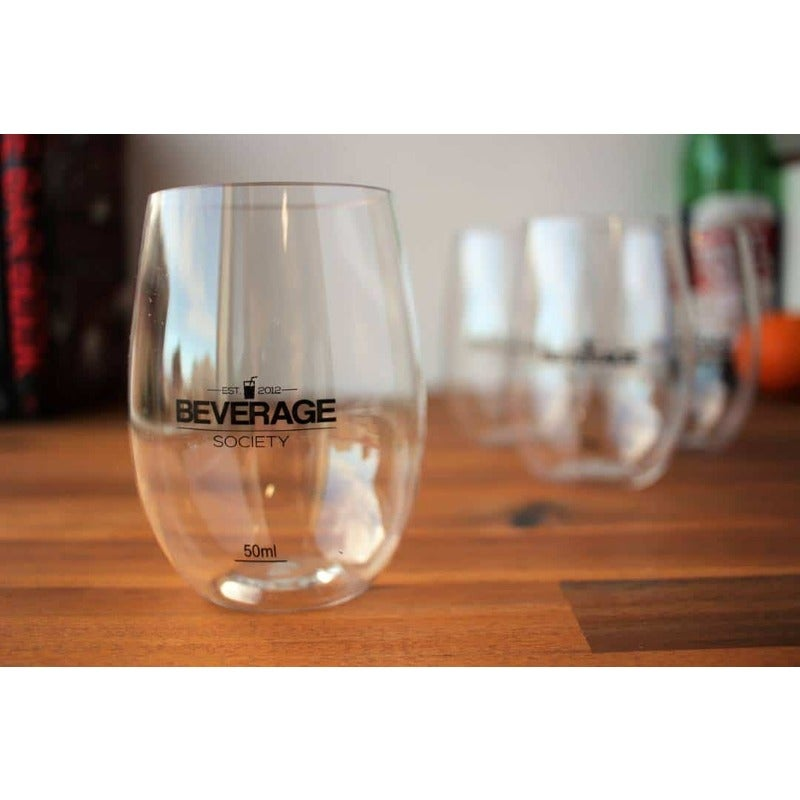 Reusable Wine Glasses, Set of 4