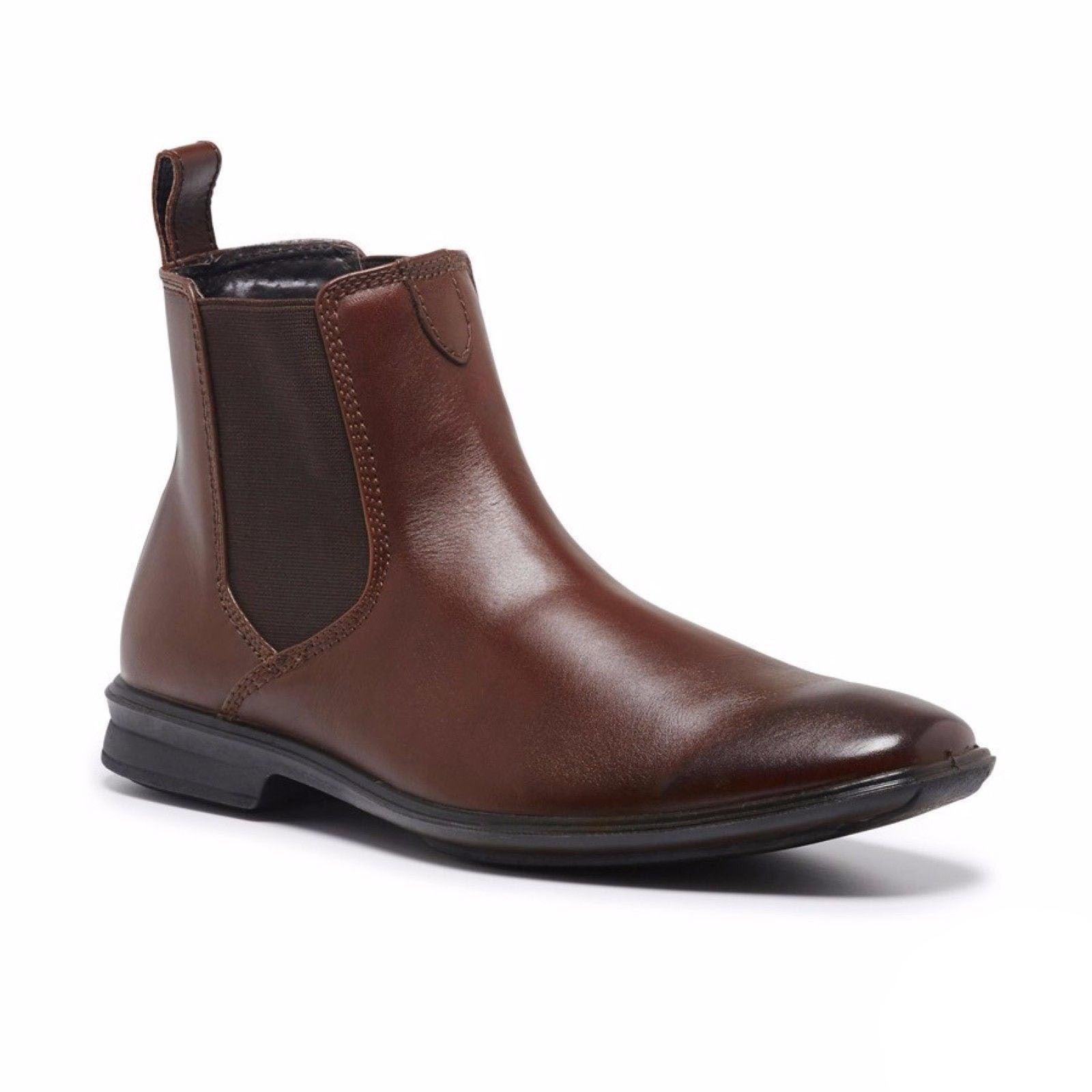 Men's HUSH PUPPIES CHELSEA Leather