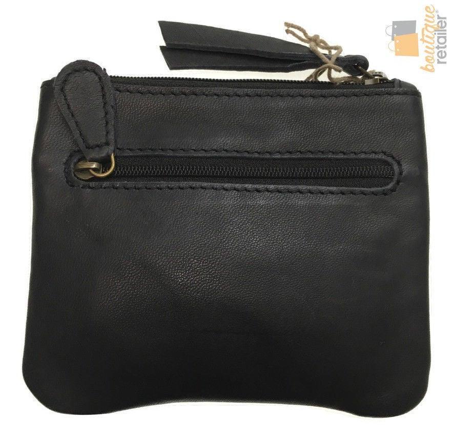 Women's Leather Clutch Wallet Purse Card Holder Satchel Zipper Handbag ITS05 New