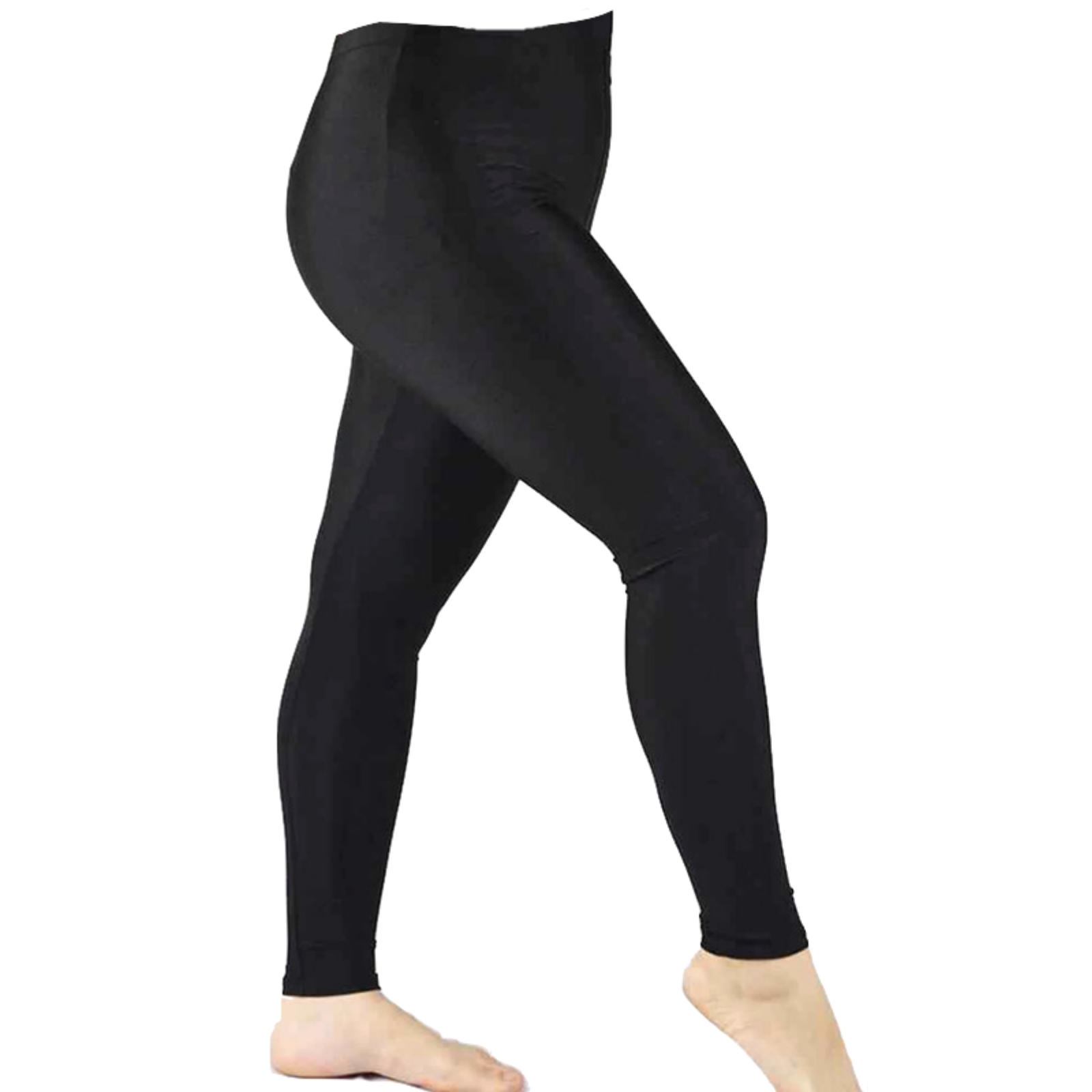 Women's Thermal Fur Lined High Waist Leggings Pants Thermals Warm Winter