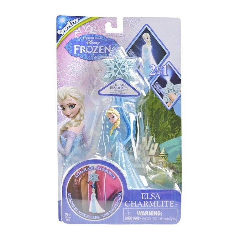 TECH 4 KIDS Spot Lite Disney Frozen Elsa Charmlite