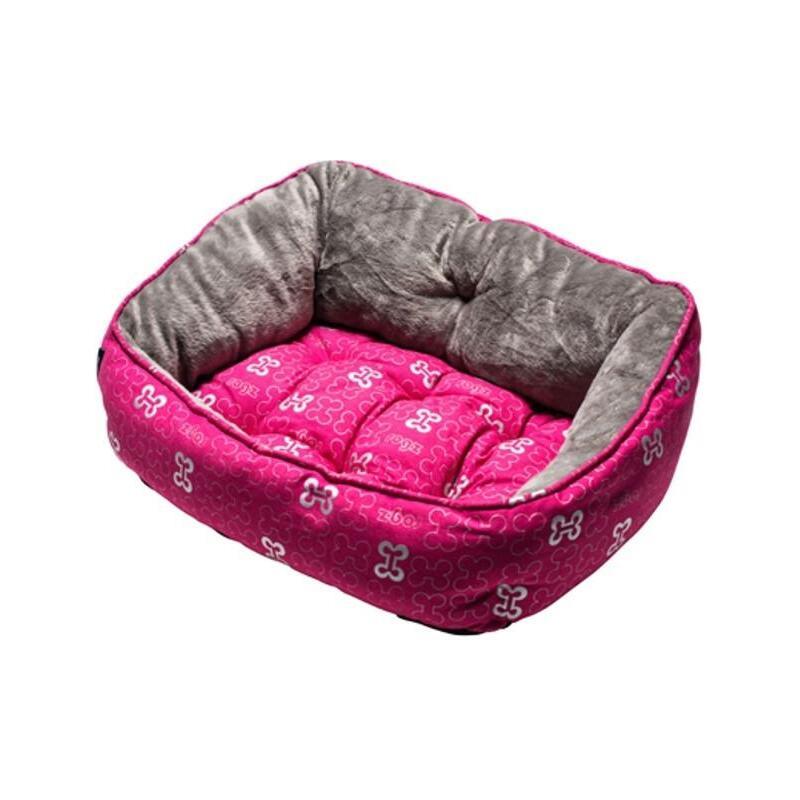 Rogz Trendy Pod Pink Bones