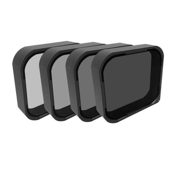 Freewell Gear GoPro Hero7/6/5 Black ND Filter 4-pack 4K Series