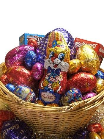 Chocoholic - Easter Hamper