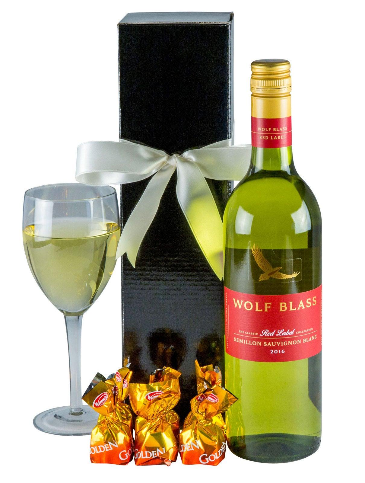 Crisp & Clear - White Wine Gift Hamper