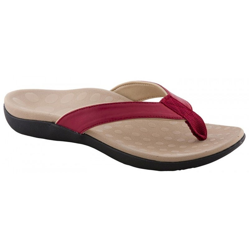 Scholl Orthaheel Sonoma II Red