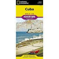 Cuba : Travel Maps International Adventure Map