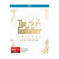The Godfather Boxset : The Godfather / The Godfather Part 2 / The Godfather Part 3 / The Godfather Supplements