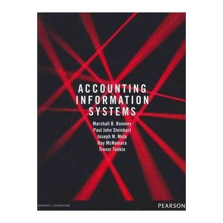 Accounting Information Systems : Australasian Edition