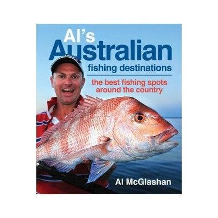 Al's Australian Fishing Destinations : Best Fishing Spots Around the Country