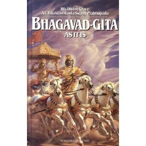 As it is : Bhagavad-gita