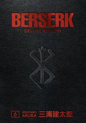 Berserk: Deluxe Edition, Vol. 6