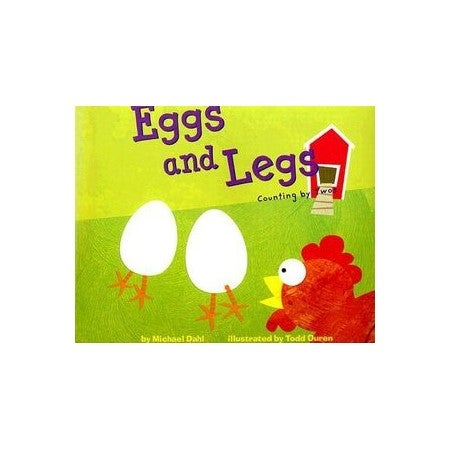 Eggs and Legs : Counting by Twos