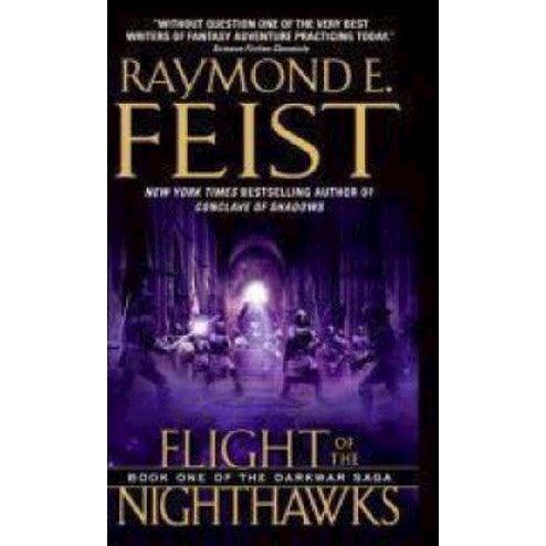 Flight of the Nighthawks : Darkwar Saga Series : Book 1 - USA Edition
