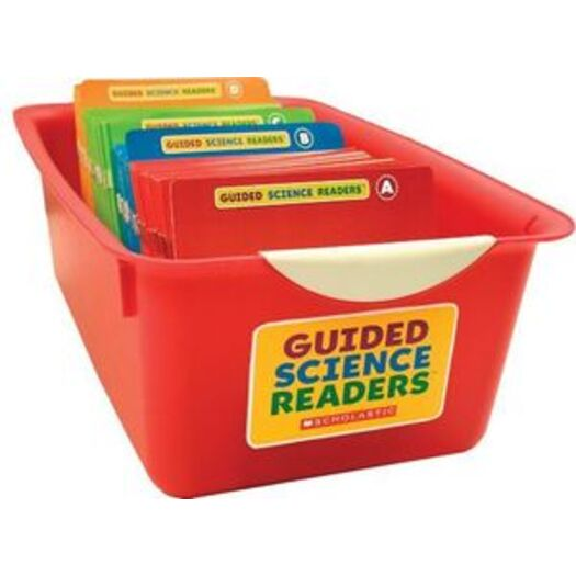 Guided Science Readers Super Set: Animals : A Big Collection of High-Interest Leveled Books for Guided Reading Groups