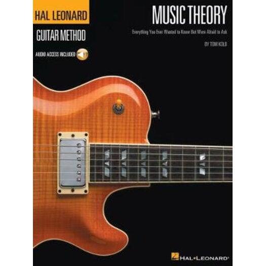 Hal Leonard Guitar Method : Music Theory (Book/Online Audio)