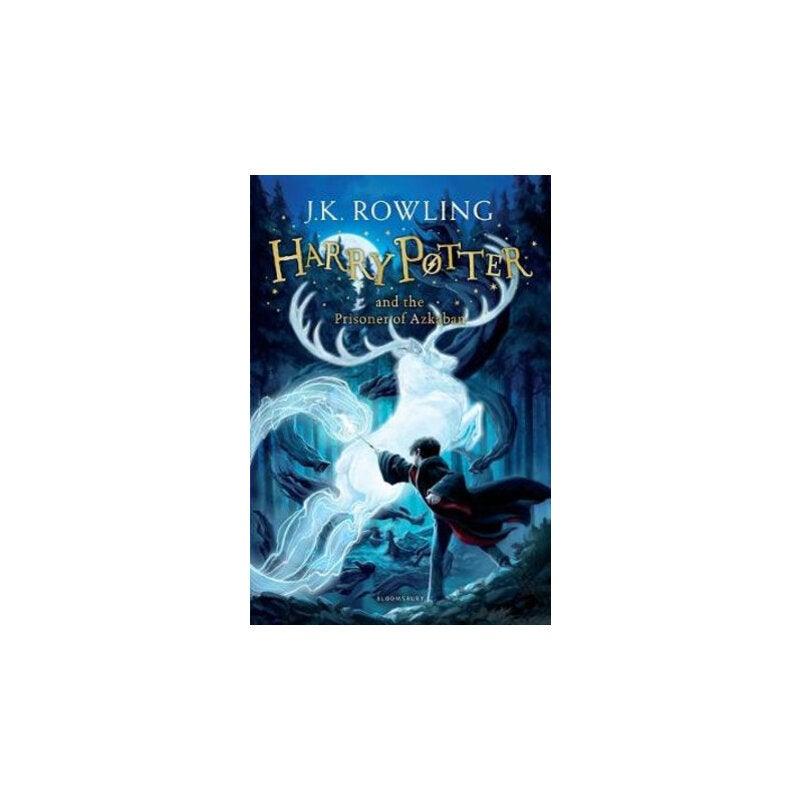 Harry Potter and the Prisoner of Azkaban : Harry Potter Children's Edition : Book 3