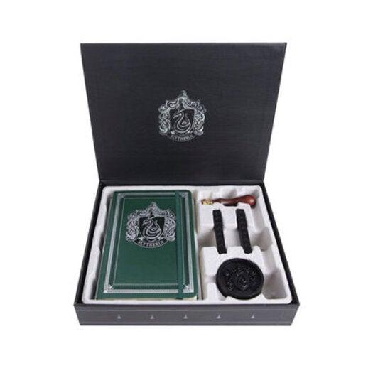 Harry Potter: Slytherin - Deluxe Stationery Set : Slytherin Deluxe Stationery Set