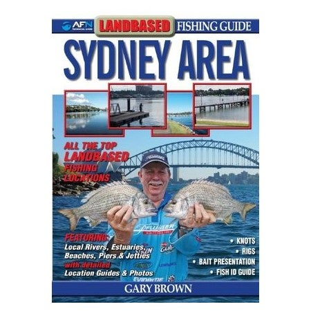 Landbased Fishing Guide to Sydney Area : AFN Technical Guide