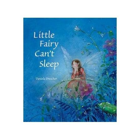 Little Fairy Can't Sleep