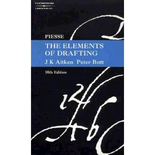 Piesse -- The Elements of Drafting,