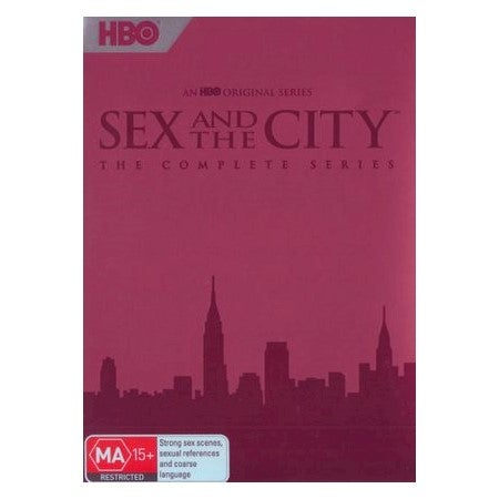 Sex and the City : The Complete Series (Seasons 1 - 6)